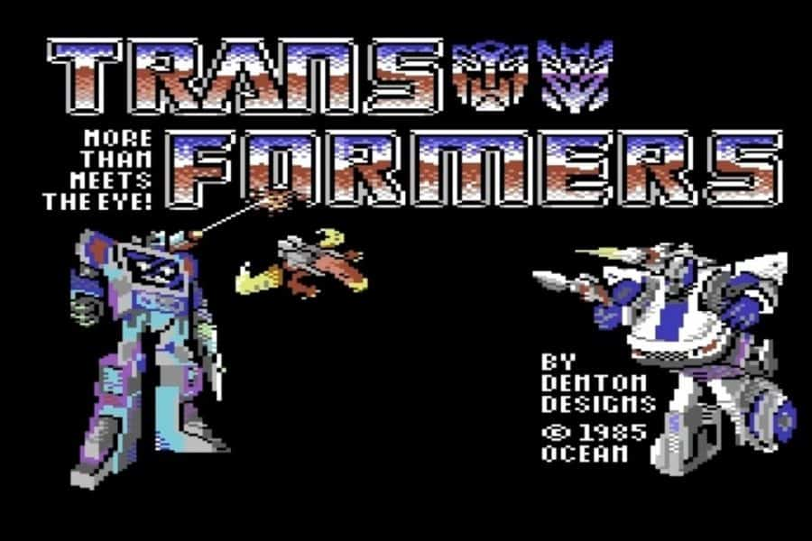 Transformers (Ocean) – Commodore 64
