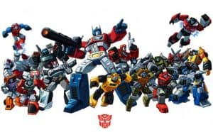 Autobot Stronghold