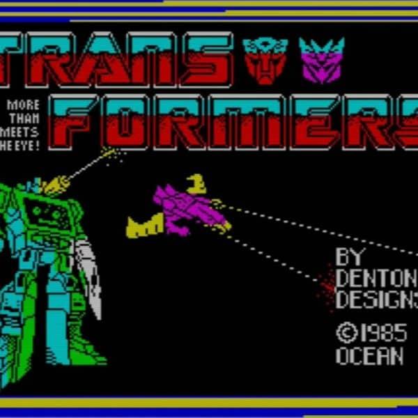 Transformers (Ocean) – ZX Spectrum