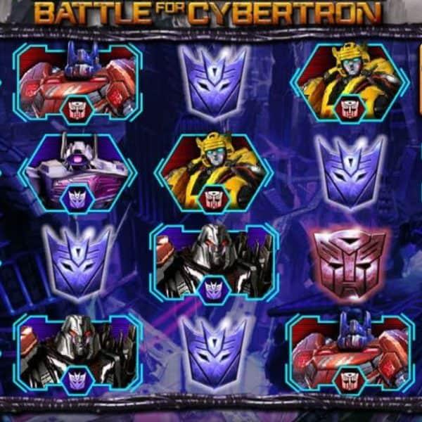 Transformers Slots Games